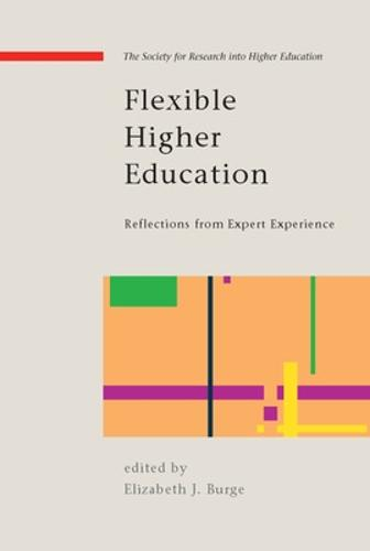 Flexible Higher Education: Reflections from Expert Experience (Paperback)