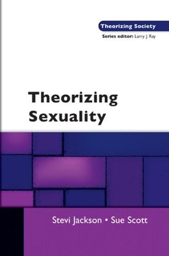 Theorizing Sexuality (Paperback)