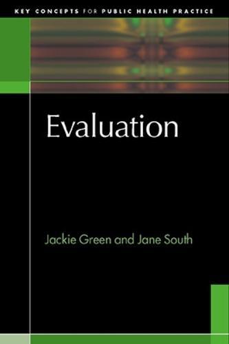 Evaluation (Paperback)