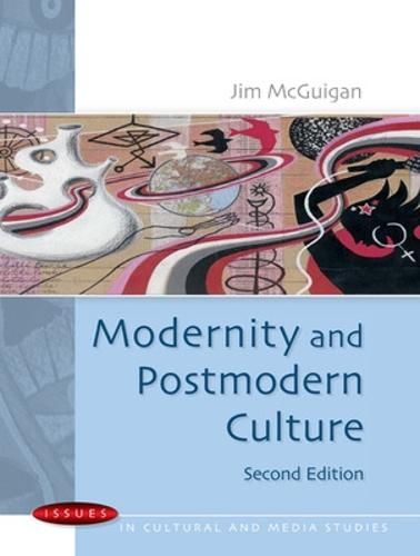Modernity and Postmodern Culture (Paperback)