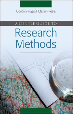 A Gentle Guide to Research Methods (Paperback)