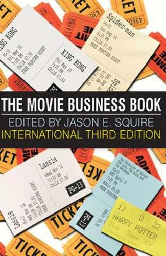 The Movie Business Book (Paperback)