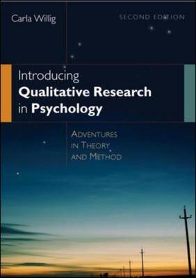 Introducing Qualitative Research in Psychology (Paperback)