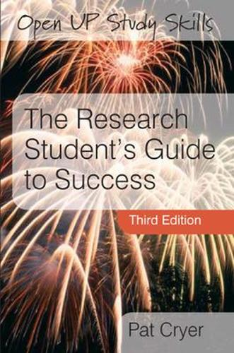 The Research Student's Guide to Success (Paperback)