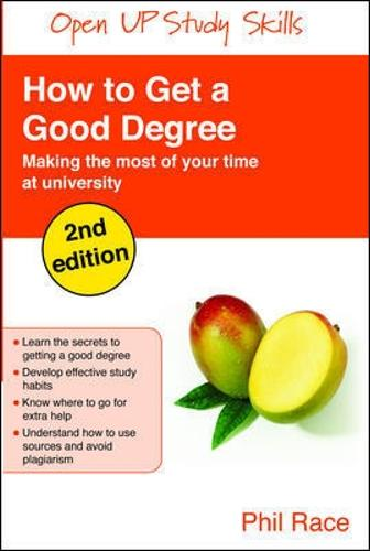 How to Get a Good Degree (Paperback)