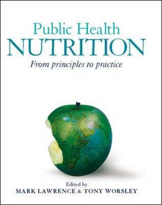 Public Health Nutrition (Paperback)