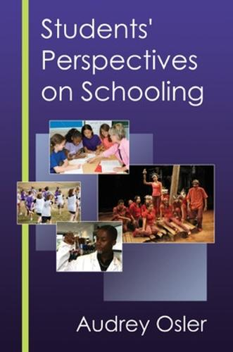 Students' Perspectives on Schooling (Paperback)