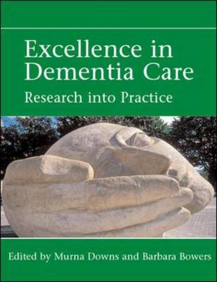 Excellence in Dementia Care: Principles and Practice (Paperback)