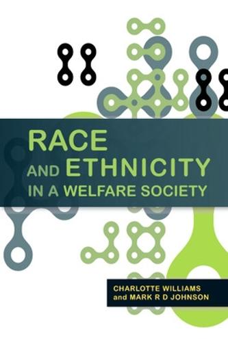 Race and Ethnicity in a Welfare Society (Paperback)