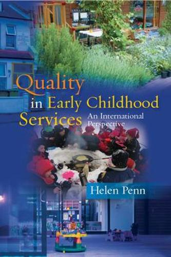 Quality in Early Childhood Services - An International Perspective (Paperback)