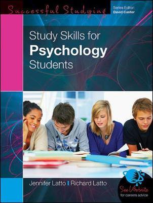 Study Skills for Psychology Students (Paperback)