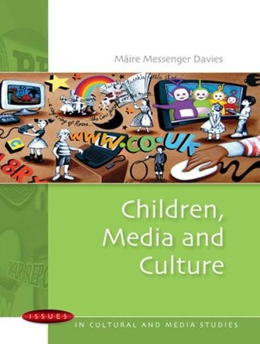Children, Media and Culture (Paperback)