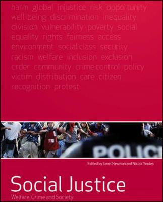 Social Justice: Welfare, Crime and Society (Paperback)
