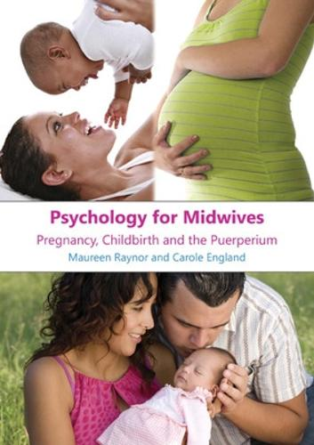 Psychology for Midwives (Paperback)