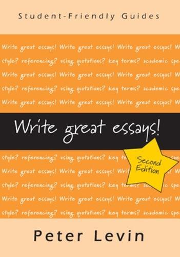 Write Great Essays (Paperback)