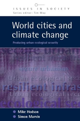 World Cities and Climate Change (Paperback)