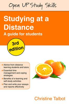 Studying at a Distance (Paperback)
