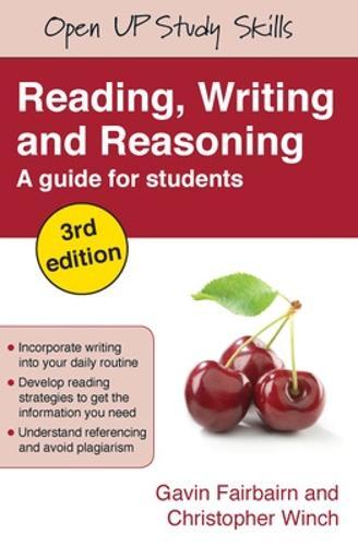 Reading, Writing and Reasoning (Paperback)