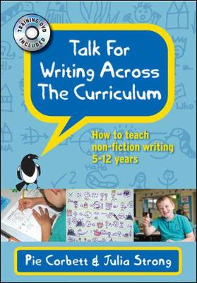 Talk for Writing Across the Curriculum: How to Teach Non-Fiction Writing 5-12 Years - UK Higher Education OUP Humanities & Social Sciences Education OUP