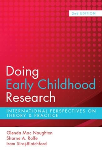 Doing Early Childhood Research (Paperback)