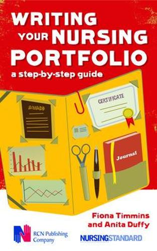 Writing your Nursing Portfolio: A Step-by-step Guide (Paperback)