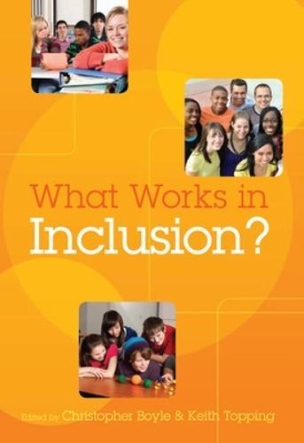 What Works in Inclusion? (Paperback)