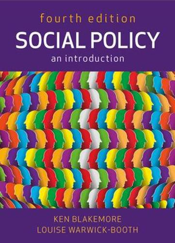 Social Policy: An Introduction (Paperback)