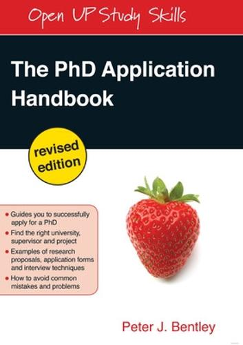 The PhD Application Handbook, Revised edition (Paperback)