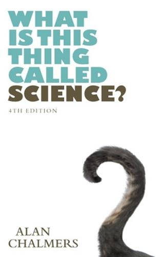 What is This Thing Called Science? (Paperback)