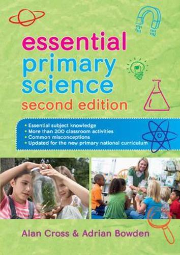 Essential Primary Science (Paperback)