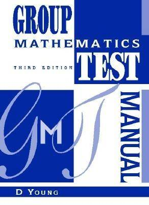 Group Mathematics Test, Form B Pk20: Form B - Group Maths Tests