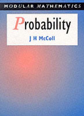 Probability - Modular Mathematics Series - Modular Mathematics Series (Paperback)