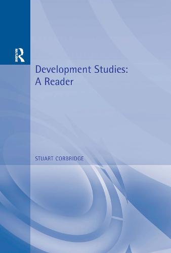 Development Studies: A Reader (Paperback)