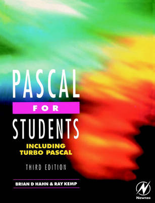 Pascal for Students (including Turbo Pascal) (Paperback)