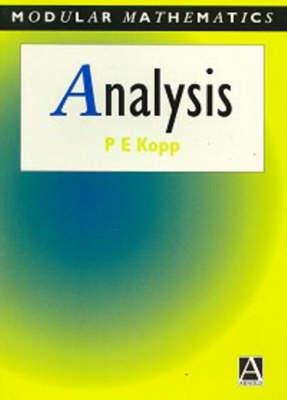 Analysis - Modular Mathematics Series (Paperback)