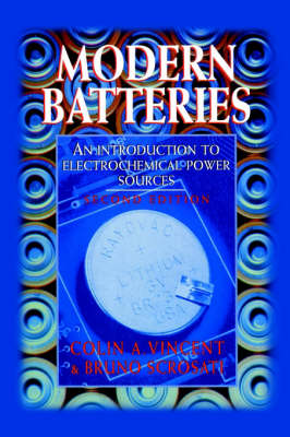Modern Batteries (Paperback)