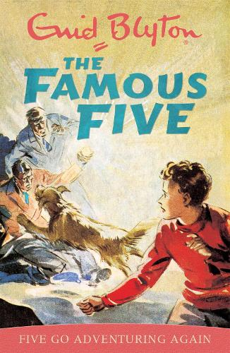 Famous Five Go Adventuring Again