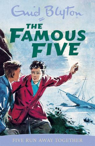 Five Run Away Together: Book 3 - Famous Five (Paperback)
