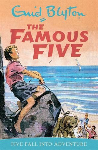 Famous Five: Five Fall Into Adventure: Book 9 - Famous Five (Paperback)