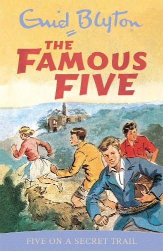 Famous Five: Five On A Secret Trail: Classic cover edition: Book 15 - Famous Five (Paperback)