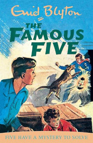 Famous Five: Five Have A Mystery To Solve: Book 20 - Famous Five (Paperback)