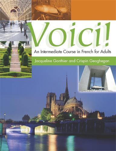 Voici: Coursebook (Paperback)