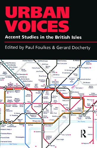 Urban Voices: Accent Studies in the British Isles (Paperback)