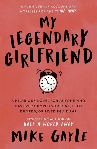 My Legendary Girlfriend (Paperback)