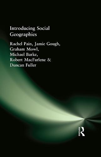 Introducing Social Geographies (Paperback)