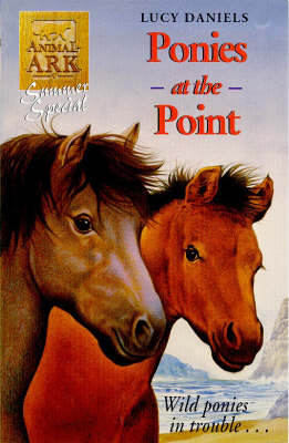 Ponies at the Point - Animal Ark No. 84 (Paperback)