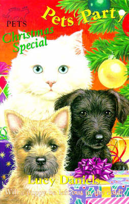 Pets' Party - Animal Ark Pets Christmas Special No. 28 (Paperback)