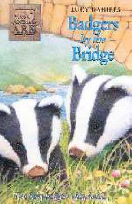 Badgers by the Bridge - Animal Ark No. 90 (Paperback)