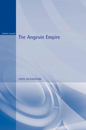 The Angevin Empire (Paperback)