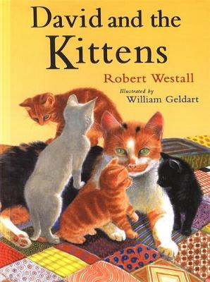 David and the Kittens (Paperback)
